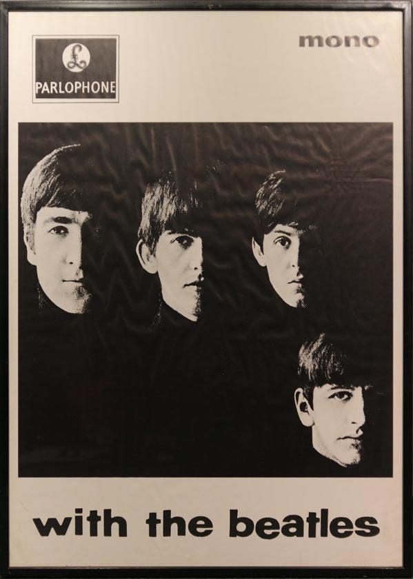 BEATLESポスター