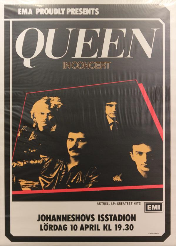 QUEENポスター