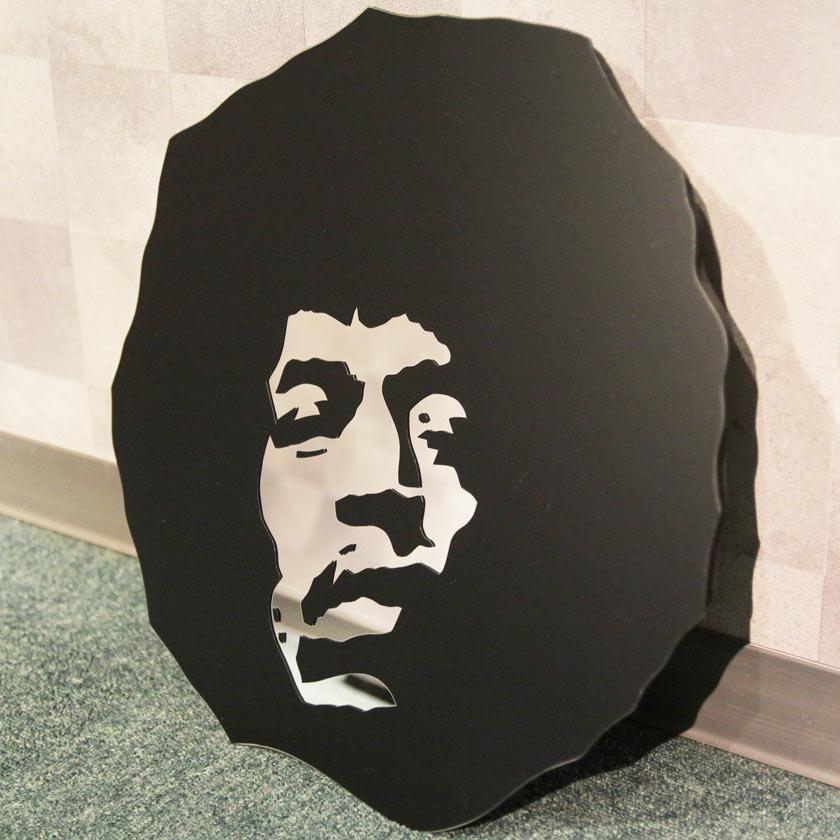 Jimi Hendrix ミラー